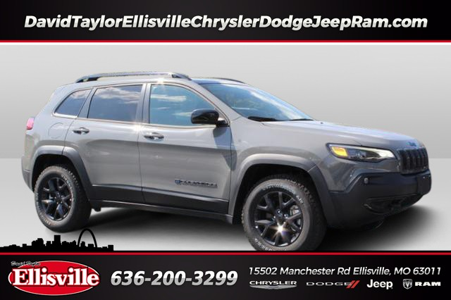 New 2019 JEEP Cherokee 4WD Upland