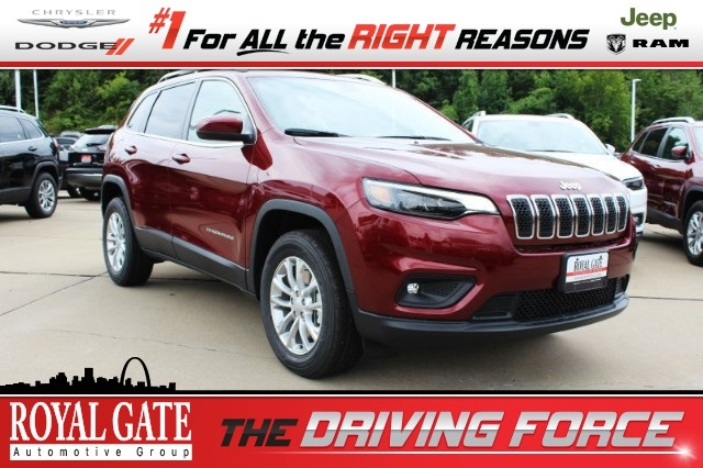 Royal Gate Dodge >> New 2019 Jeep Cherokee Latitude 4x4