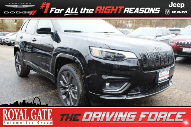 Royal Gate Dodge >> New 2019 Jeep Cherokee High Altitude 4x4