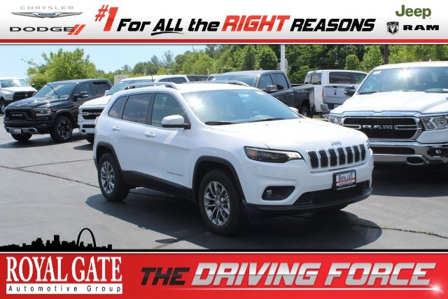 Royal Gate Dodge >> New 2019 Jeep Cherokee Latitude Plus 4x4