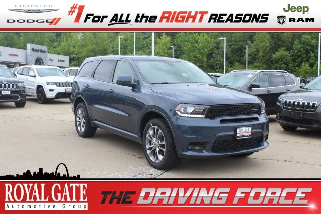 Royal Gate Dodge >> New 2019 Dodge Durango Gt Awd