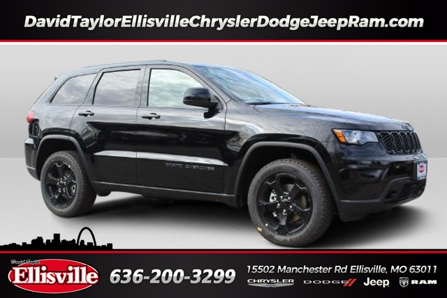 New 2020 JEEP Grand Cherokee 4WD Upland