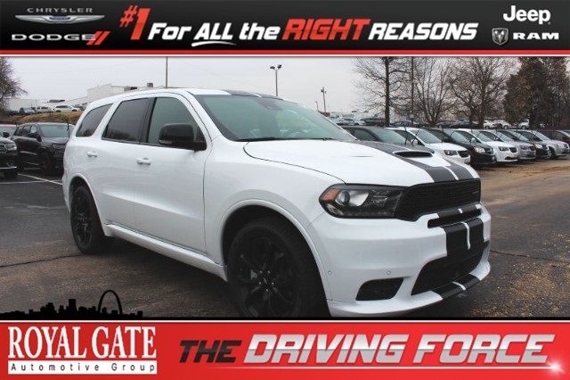 Royal Gate Dodge >> New 2019 Dodge Durango R T Awd