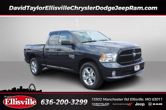 Pre-Owned 2019 RAM 1500 Classic 4WD Express Quad Cab