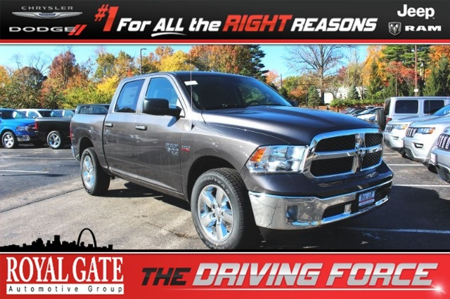 Royal Gate Dodge >> New 2019 Ram 1500 Classic Tradesman Crew Cab 4x4 5 7 Box
