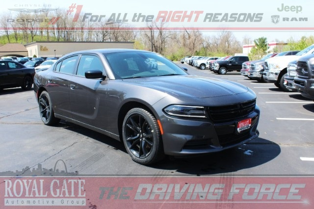 Royal Gate Dodge >> New 2018 Dodge Charger Sxt Rwd