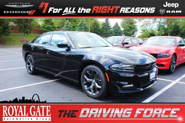 Royal Gate Dodge >> New 2019 Dodge Charger Sxt Rwd