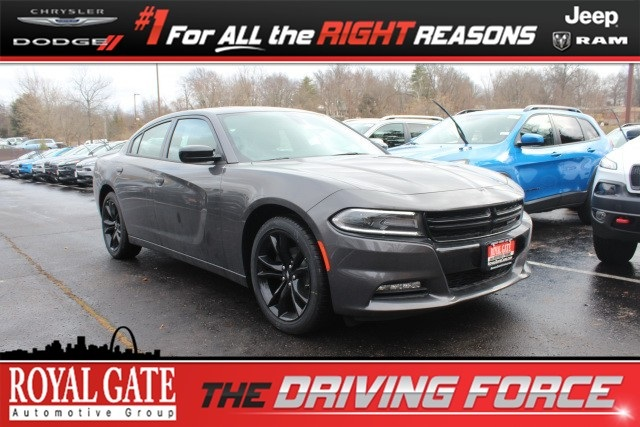 Royal Gate Dodge >> New 2018 Dodge Charger Sxt Plus Rwd Leather