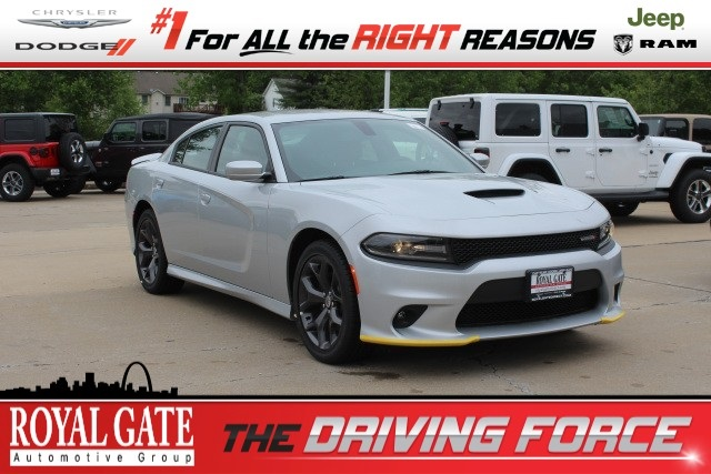 Royal Gate Dodge >> New 2019 Dodge Charger Gt Rwd