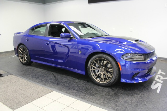 Blue Dodge Charger >> New 2018 Dodge Charger Srt Hellcat Sedan In Ellisville Dm4359