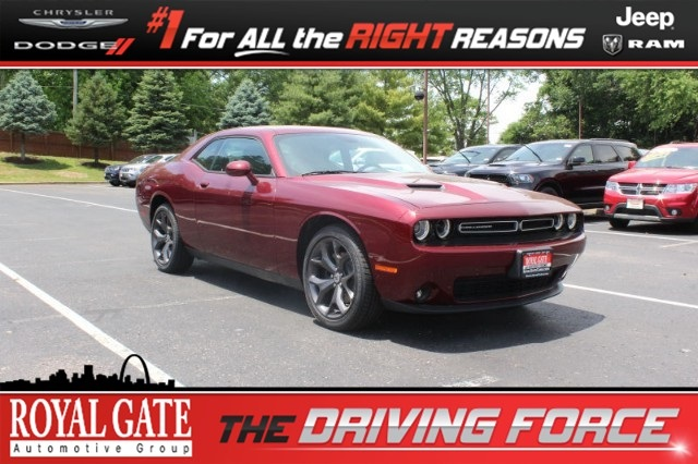 Royal Gate Dodge >> New 2018 Dodge Challenger Sxt Plus