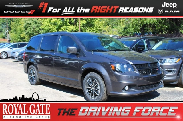 Royal Gate Dodge >> New 2019 Dodge Grand Caravan Se Plus
