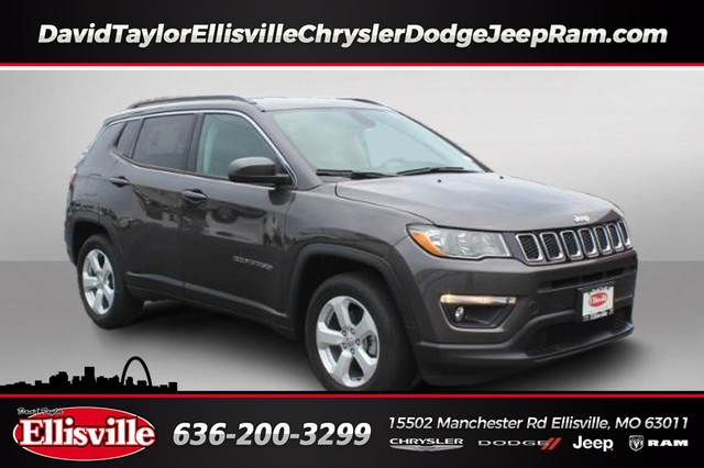 Pre-Owned 2018 Jeep Compass 2WD Latitude