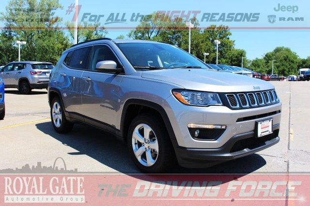 New 2017 Jeep Compass Latitude Sport Utility In Ellisville J7035