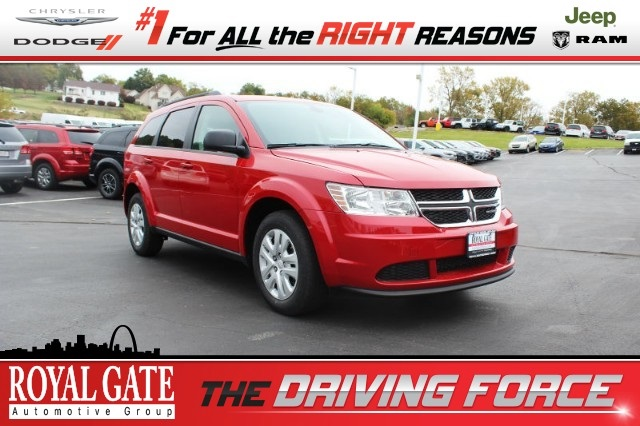 Royal Gate Dodge >> New 2018 Dodge Journey Se