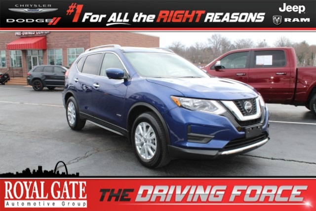 Pre Owned 2018 Nissan Rogue Hybrid Sv