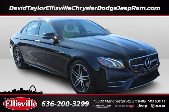 Pre-Owned 2019 Mercedes-Benz E-Class AMG® E 53