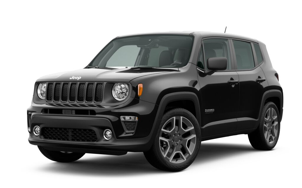 New 2020 JEEP Renegade 2WD Sport