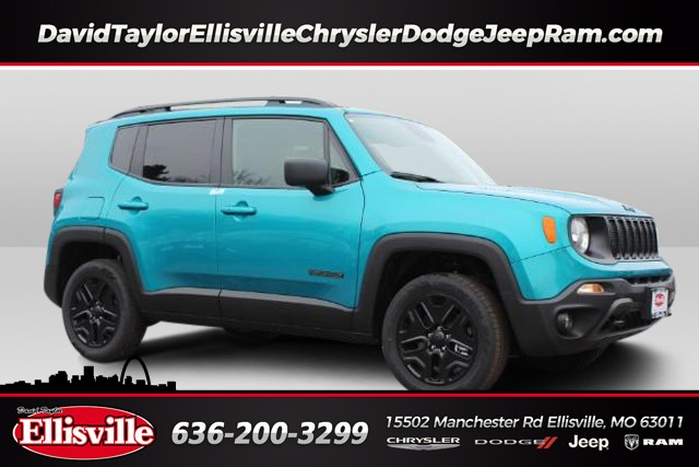 New 2020 JEEP Renegade 4WD Upland