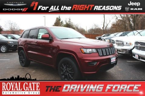 New Jeep Grand Cherokee In Ellisville Royal Gate Dodge