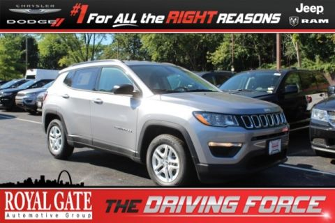 2019 Jeep Compass for Sale - St  Louis, MO | Royal Gate Dodge