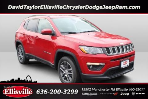 New 2020 JEEP Compass 2WD Latitude